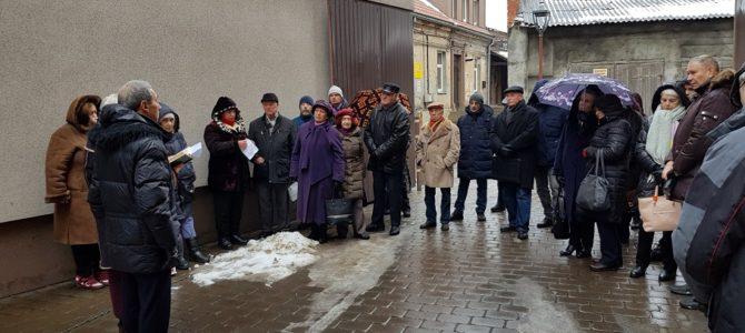 Osip Mandelshtam Commemorated in Kaunas