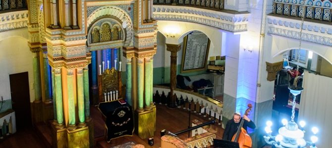 Choral Synagogue in Vilnius Celebrates 115th Birthday