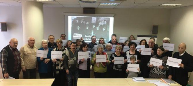 Šiaulių krašto žydų bendruomenė paminėjo Tarptautinę Holokausto aukų atminimo dieną.