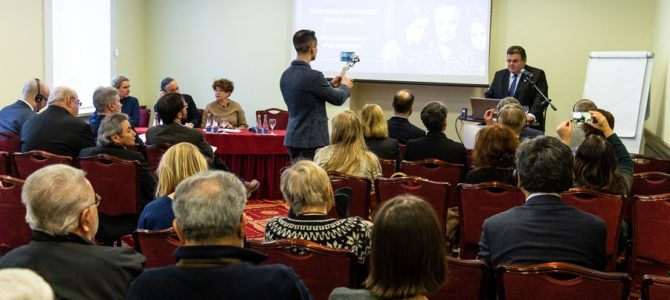 International Conference Held in Vilnius for Holocaust Day, Fighting Discrimination