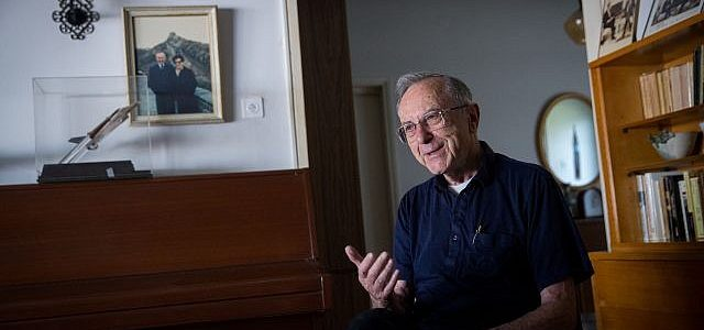 Moshe Arens, Former Defense Minister and Envoy to Washington, Dead at 93