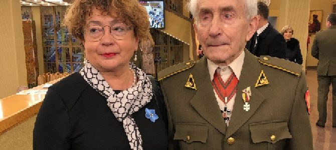 Partisans Honored at January 13 Ceremony