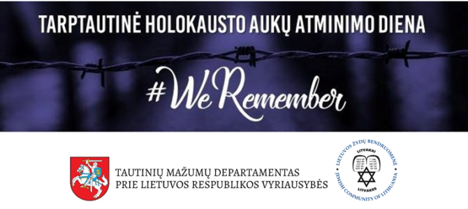 Events to Mark International Holocaust Remembrance Day