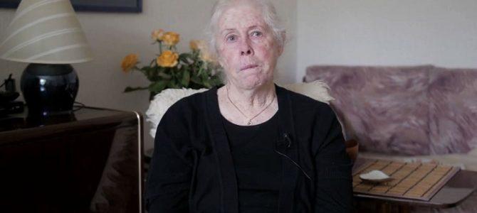 Julijana Zarchi, Kauno žydų bendruomenės narė, getininkė pasakoja savo gyvenimo istoriją