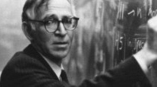 Aaron Klug, Nobelio premijos laureatas, gimęs Lietuvoje, mirė sulaukęs 92