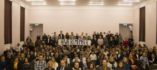 Nacionalinėje konferencijoje buvo pasakotos dramatiškos Lietuvos žydų vaikų istorijos