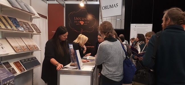 LJC's Second Year at Vilnius Book Fair a Success