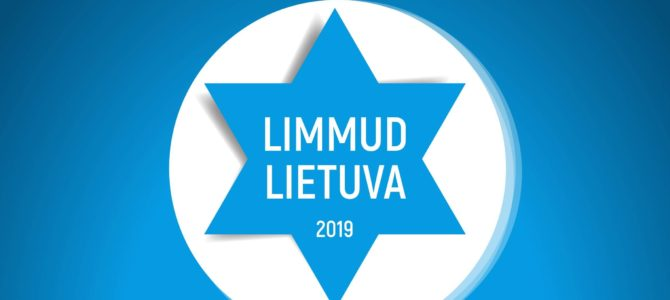 Limmud 2019 March 15-17 in Druskininkai, Lithuania