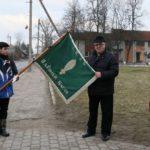 Skautai 21 vėliava