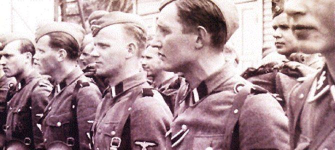 Финские добровольцы СС участвовали в убийствах евреев и мирных жителей