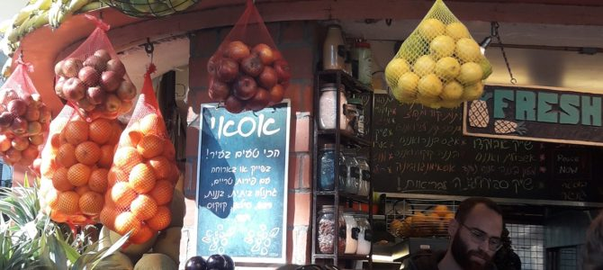 Falafel, Cabbage, Gentrification and a Sense of Community