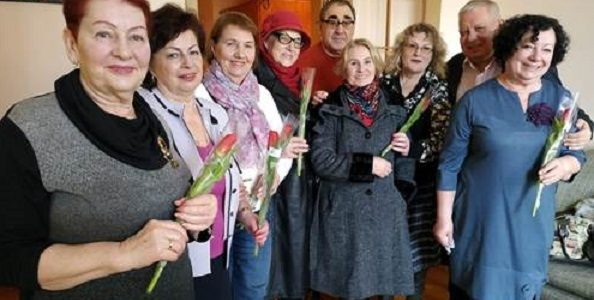 Moments in the Life of the Šiauliai Regional Jewish Community