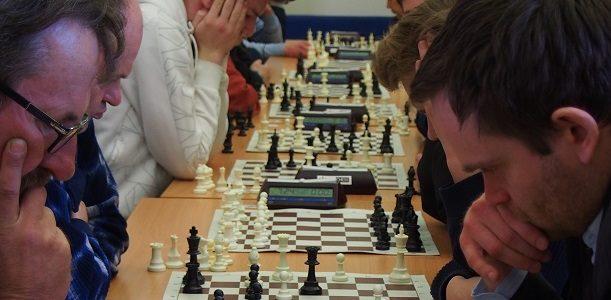 Шахматный турнир в Еврейской общине Литвы