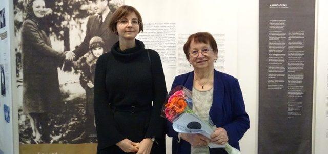 Muziejaus parodos teisuoliai – Kauno herojai