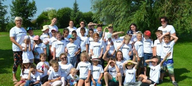 Skelbimas apie LŽB vaikų vasaros stovyklą
