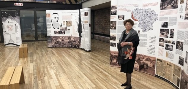 Lithuanian Jewish Community Chairwoman Visits South African Litvak Community