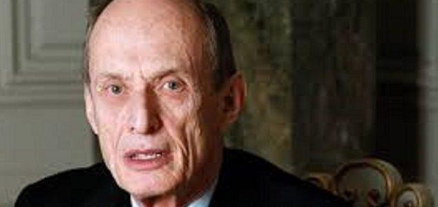 Mirė neurobiologas litvakas Polas Greengardas, Nobelio premijos laureatas, žydų, gyvenusių Virbalyje, palikuonis