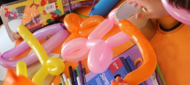 """Праздник воздушных шариков в клубе """"Илан"""""""