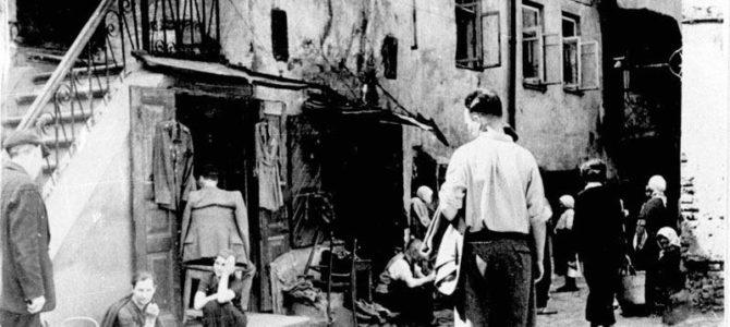 Harbinger of the Holocaust: The Jewish Pogrom in Vilnius 100 Years Ago