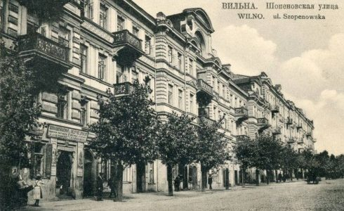 Small but Significant Features of Jewish History in Vilnius