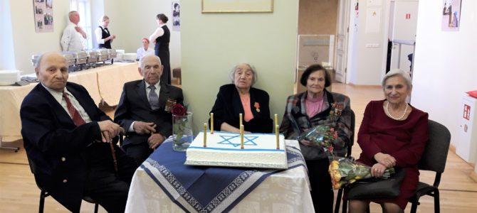 Pergalės diena Lietuvos žydų bendruomenėje
