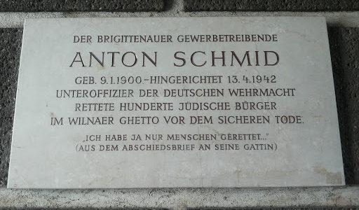 Cтраницы истории: Святой среди нацистов