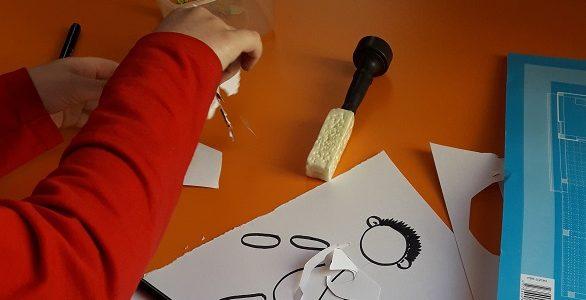 """Šiuolaikinės """"Ropės"""" pasakos animacijos scenarijaus kūrimas"""