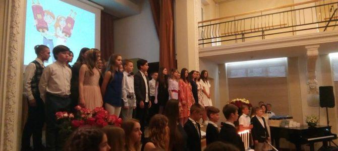 Bar/Bat micvą švenčia Šolomo Aleichemo ORT gimnazijos moksleiviai