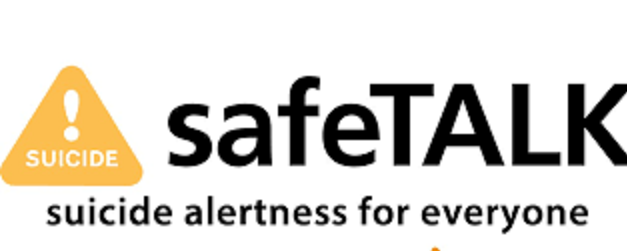 Suicide Prevention Workshop safeTALK