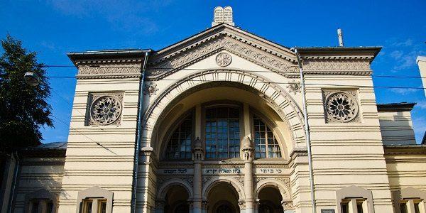 Airijos litvakai šventė Šabbatą Vilniaus Choralinėje sinagogoje