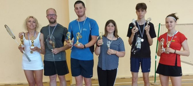Lithuanian Makabi Club Holds Mini-Maccabiah Games
