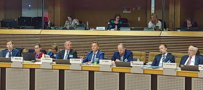 Europos žydų saugumo klausimai svarstomi Europos komisijos lygmeniu