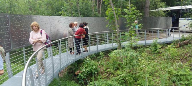 Мемориал жертвам Холокоста в лесу Пакампонис