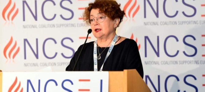 LJC Chairwoman Speaks at NCSEJ Meeting in Washington, DC