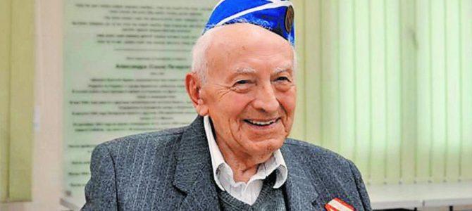 Скончался Семен Розенфельд, последний выживший в восстании в Собиборе