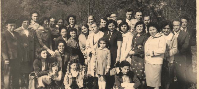 Birželio 22d. 1941m. Holokausto pradžia Lietuvoje. Druskininkų pionierių stovyklos vaikų gelbėtojai