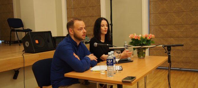 Šabo sutikimas LŽB su dizainere Agne Kuzmickaite