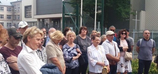 В Каунасе почтили память жертв погрома 1941 г.