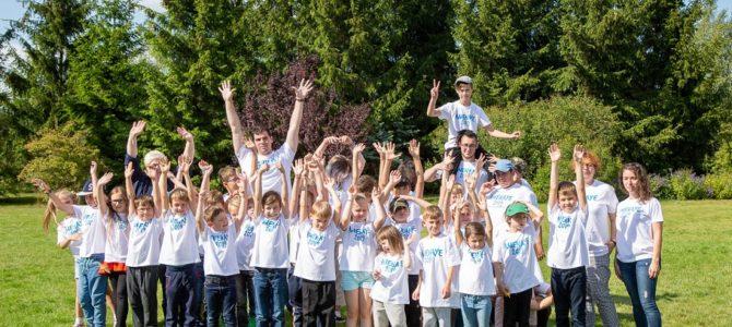 """""""Amehaye 2019"""" – LŽBorganizuota vasaros vaikų dienos stovykla"""