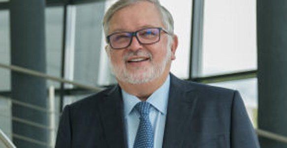 Поздравляем с юбилеем почетного консула Израиля, академика Владаса Бумелиса