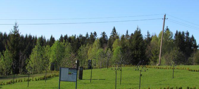 Litvakų atminimo sodas Žemaitijos nacionaliniame parke