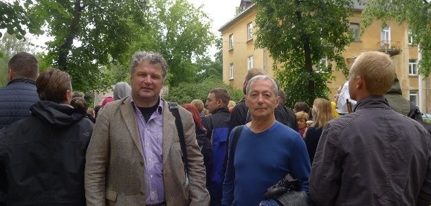 Kauno m. savivaldybės V. Kudirkos viešoji biblioteka dalyvavo Kauno geto sunaikinimo 75-osioms metinių renginiuose