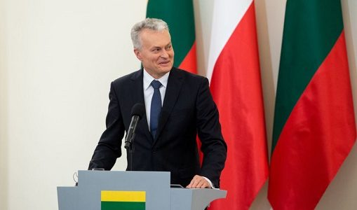 Lithuanian President Calls for Discussion on National Commemoration Policies