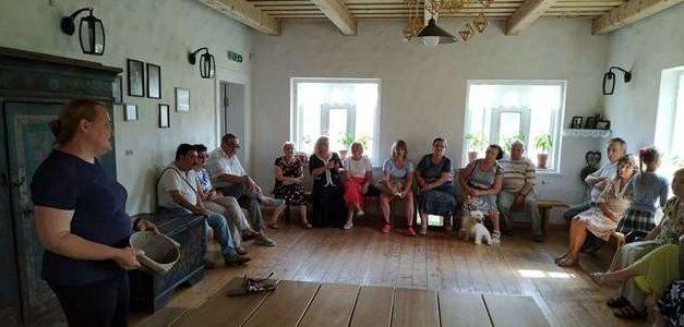 Keletas akimirkų iš Šiaulių krašto žydų bendruomenės gyvenimo