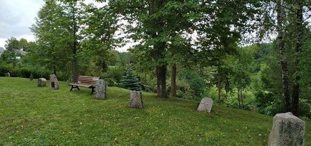 Šiaulių krašto žydų bendruomenės apžvalginė ekskursija po Akmenės rajono vietas, susijusias su žydų bendruomene