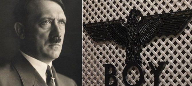 """""""Panoramos"""" parduotuvės asortimente įžvelgiama nacistinė simbolika"""