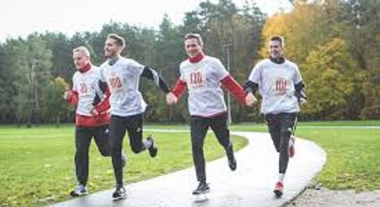 Lithuanian Makabi Athletics Club Fun Run 2019