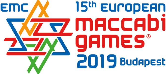 """Sėkminga Europos ,,Makabi"""" žaidynių pradžia Lietuvos makabiečiams. Sveikiname ir džiaugiamės!"""