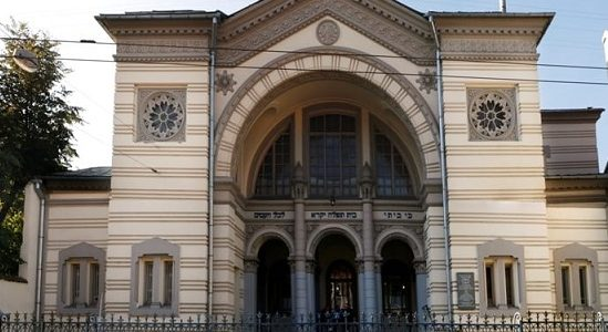 Choral Synagogue in Vilnius Reopens