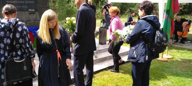 Paminėta Tarptautinė romų genocido aukų atminimo diena